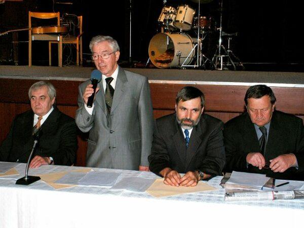 10. výročí založení České koksárenské společnosti