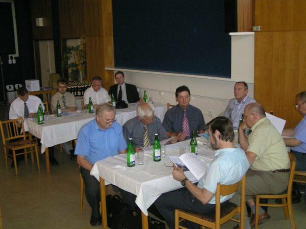 Plenární zasedání ČKS 2005
