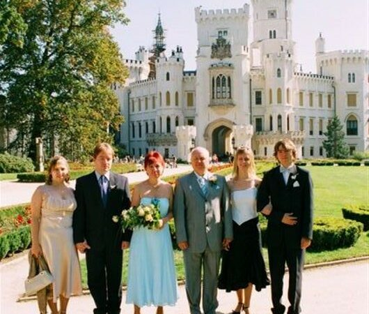 První koksařská svatba